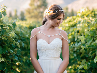Bridal Shoulder Jewelry | SJ1727