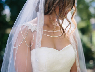 Bridal Shoulder Jewelry | SJ1729