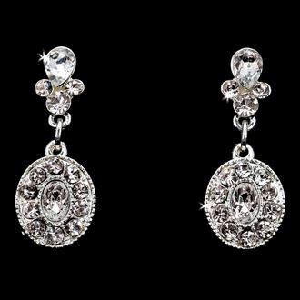 Bridal Earrings | E1868