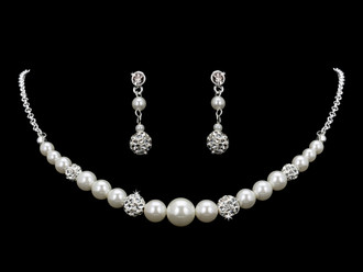 Bridal Necklace Set | NL1852