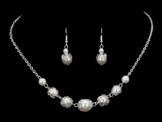 Bridal Necklace Set | NL1853