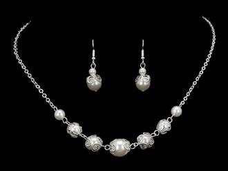 Bridal Necklace Set   NL1853