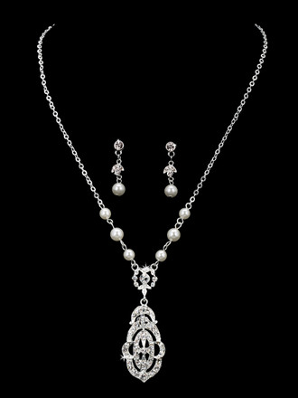 Bridal Necklace Set | NL1860