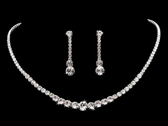 Bridal Necklace Set | NL1862
