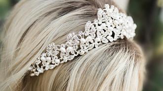 Bridal Tiara | T1801