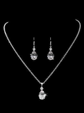Bridal Necklace Set | NL1808
