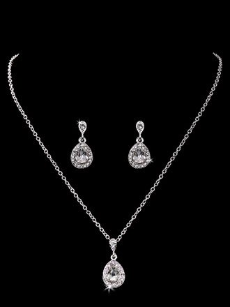 Bridal Necklace Set | NL1809