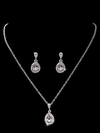 Bridal Necklace Set   NL1809