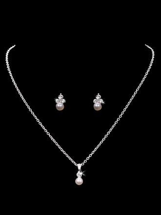 Bridal Necklace Set | NL1818