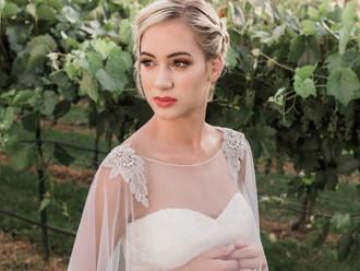 Bridal Capelet | CP1921