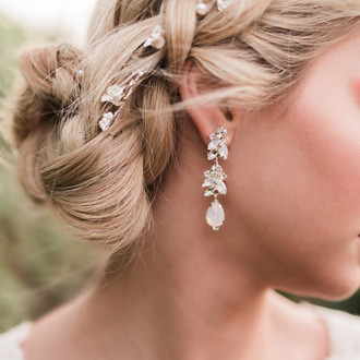 Bridal Earrings | E1960