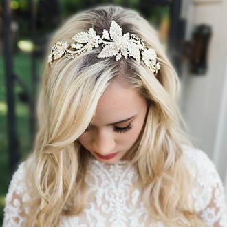 Bridal Headband | HB1917