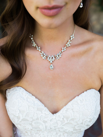 Bridal Necklace Set | NL1950