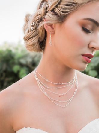 Bridal Necklace Set | NL1954