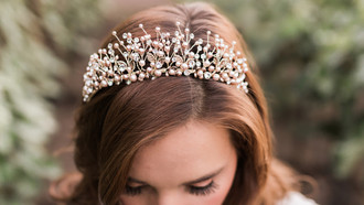 Bridal Tiara | T1901