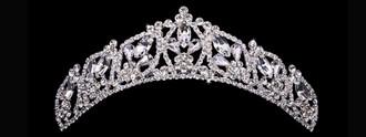 Bridal Tiara Comb | TC1908
