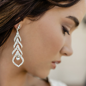 Bridal Earrings | E2060