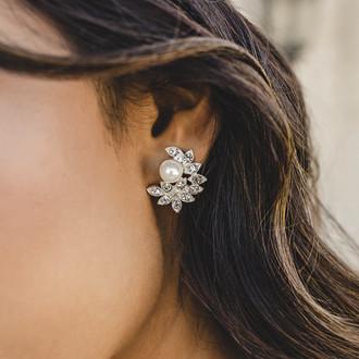 Bridal Earrings   E2061