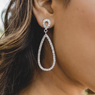 Bridal Earrings | E2062