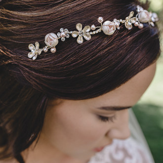 Bridal Headband | HB2012