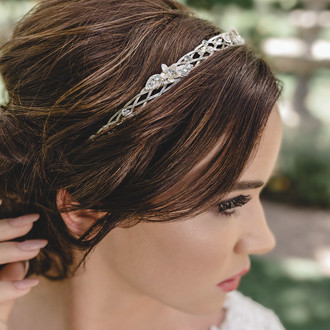 Bridal Headband | HB2015