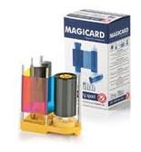 Magicard Prima 4 YMCKK Dye Film