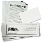 Zebra Series 8 Transfer Roller Cleaning Cards