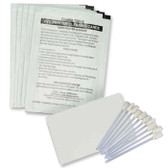 Basic ID Card Printer Cleaning Kit *