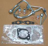 EVO 9 Turbocharger Fitting Kit (Without Black Compressor Outlet Pipe)