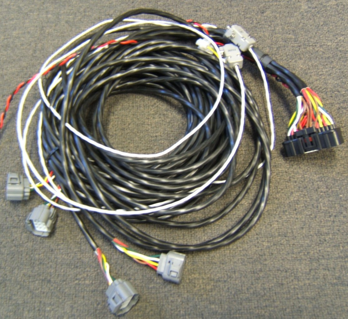 4 channel uego wiring harness  image 1