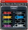 8 PIECE MASTER LINE DISCONNECT TOOL SET - W89338