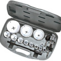 IDEAL 14 PC ELECTRICIAN'S HOLE SAW KIT - 35-401