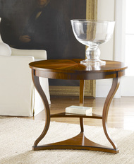 Large Regency End Table