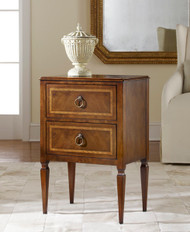 Small Two Drawer Commode