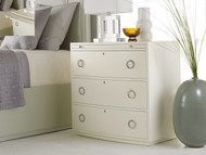 Transitions Bowfront Bedside