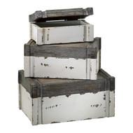 Alder Boxes Set