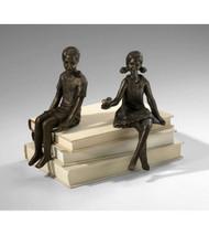 Boy Shelf Figurine