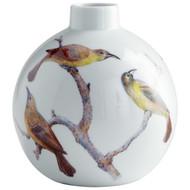 Aviary Vase