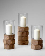 Hex Nut Candleholder