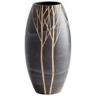 Onyx Winter Vase