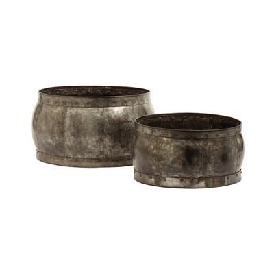 Fortress Barrel Bowls Set
