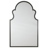 Ebony Arch Mirror