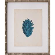 Mini Turquoise Coral IV