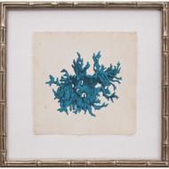 Mini Turquoise Coral III