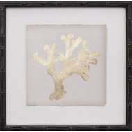 Mini Gold Leaf Coral II