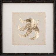 Gold Leaf Starfish II