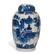 Summer Palace Jar