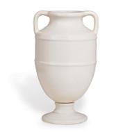 Lantana Ivory Vase