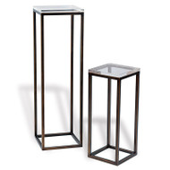 Drake Bronzhttps://cdn3.bigcommerce.com/s-nzzxy311bx/product_images//e/Lucite Pedestals- Set Of 2