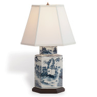 Canton Blue Lamp